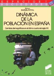 Din�mica de la poblaci�n en Espa�a