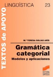 Gramática categorial