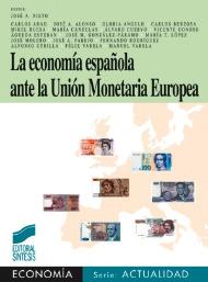 La economía española ante la UME