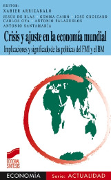 Crisis y ajuste en la economía mundial