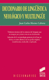 Diccionario de lingüística, neológico y multilingüe