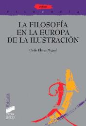 La filosofía en la Europa de la Ilustración