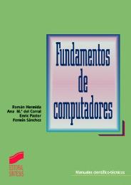 Fundamentos de computadores