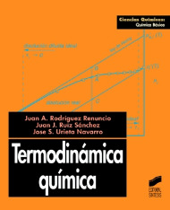Termodinámica química  (2.ª edición corregida)