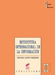 Estructura internacional de la información
