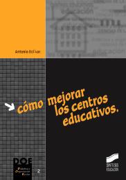 Cómo mejorar los centros educativos