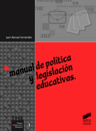 Manual de política y legislación educativas