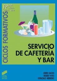 Servicio de cafeteria y bar libro 1337 hosteleria y for Tecnicas gastronomicas pdf