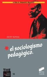 El sociologismo pedagógico
