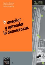 Enseñar y aprender la democracia