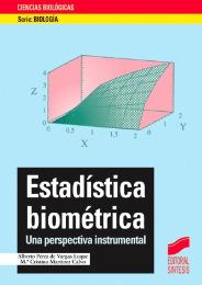Estadística biométrica