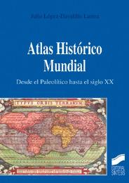Cubierta del libro Atlas histórico mundial
