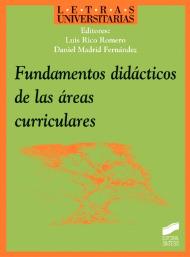 Fundamentos didácticos de las áreas curriculares