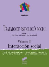 Tratado de Psicología Social. Vol. II: Interacción social