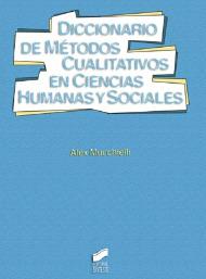 Diccionario de m�todos cualitativos en ciencias humanas y sociales