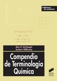 Compendio de Terminolog�a Qu�mica