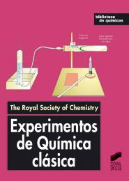 Experimentos de qu�mica cl�sica