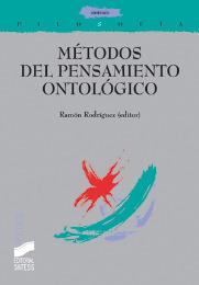 Métodos del pensamiento ontológico