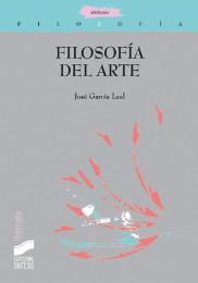 Filosofía del arte