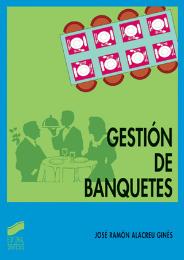 Gestion de banquetes ebook 596 hosteleria y turismo 1 for Tecnicas gastronomicas pdf