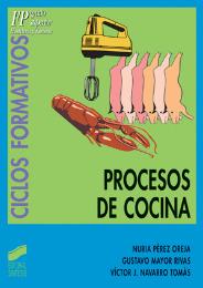 Procesos de cocina ebook 1245 hosteleria y turismo 1 for Tecnicas culinarias pdf