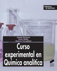Curso experimental en Qu�mica anal�tica
