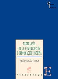 Tecnología de la comunicación e información escrita