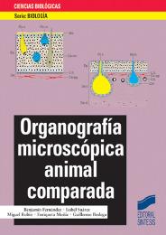 Organografía microscópica animal comparada