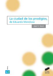 La ciudad de los prodigios, de Eduardo Mendoza