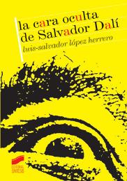 """Cubierta del libro """"La cara oculta de Salvador Dalí"""""""