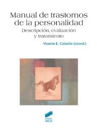 Manual de trastornos de la personalidad