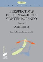 Perspectivas del pensamiento contemporáneo. Vol. I: Corrientes
