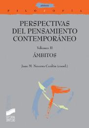 Perspectivas del pensamiento contemporáneo. Vol. II: Ámbitos