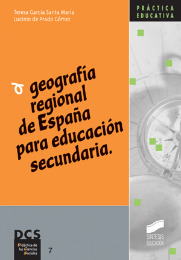 Geografía regional de España para educación secundaria