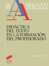 Didáctica del texto en la formación del profesorado