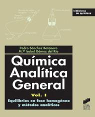 Química Analítica General. Vol. I
