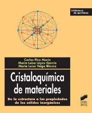 Cristaloqu�mica de materiales