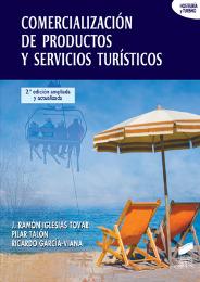 Comercializaci�n de productos y servicios tur�sticos (2.� edici�n)
