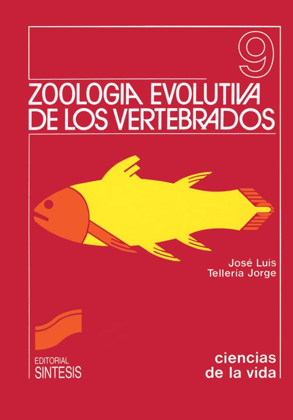Zoología evolutiva de los vertebrados