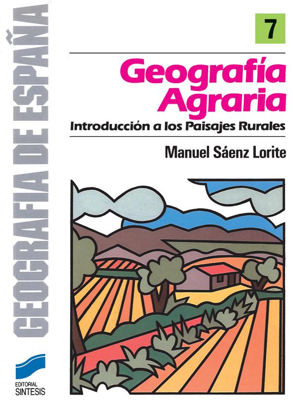 Geografía agraria