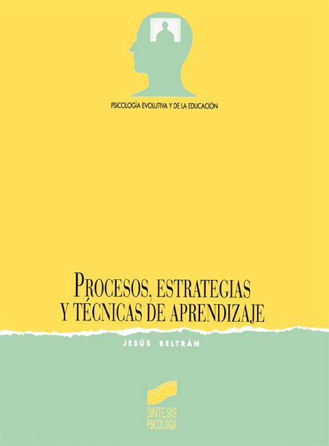 Procesos, estrategias y técnicas de aprendizaje