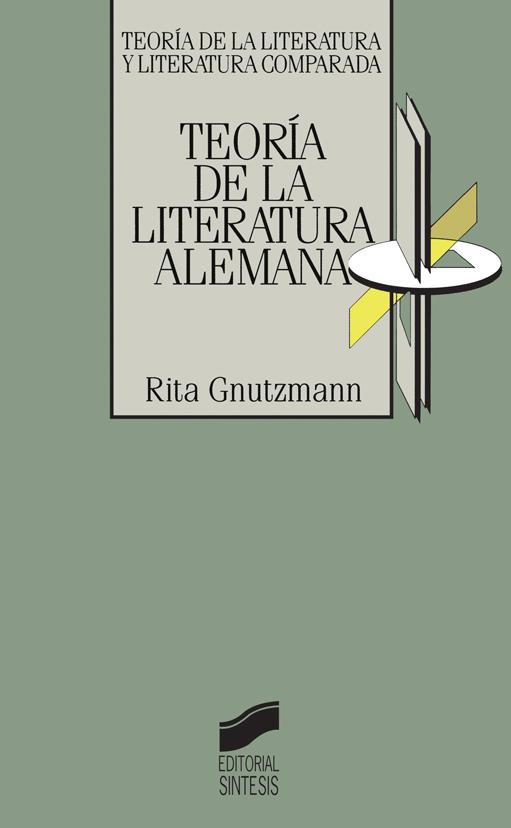 Teoría de la literatura alemana