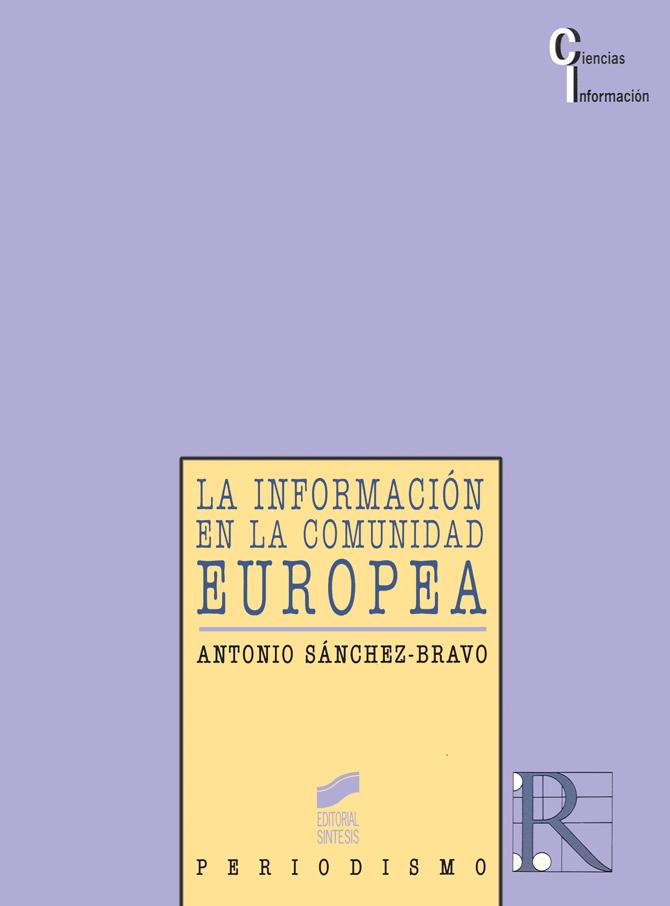 La Información en la Comunidad Europea