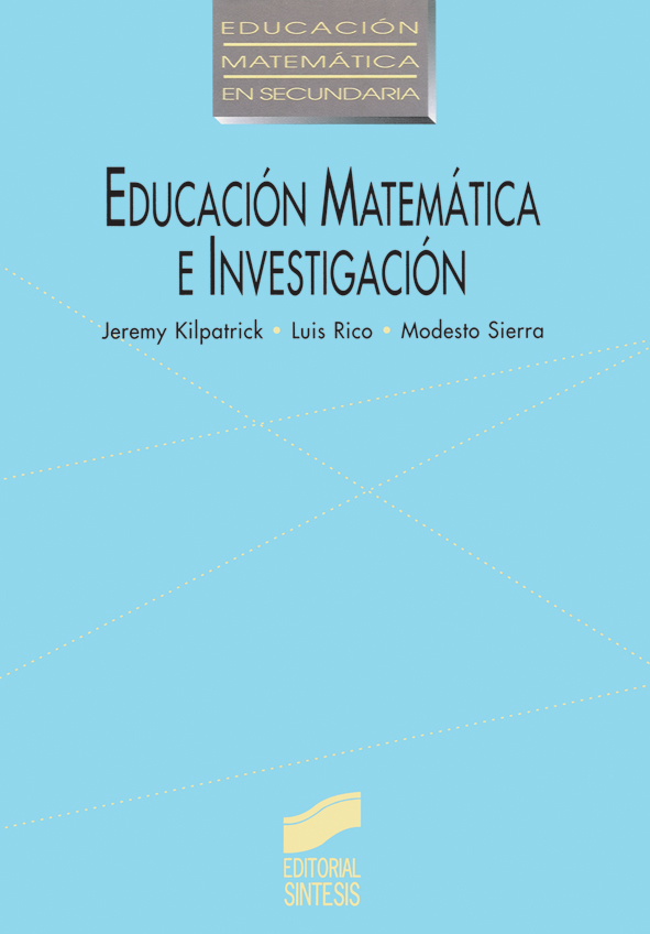 Educación matemática e investigación