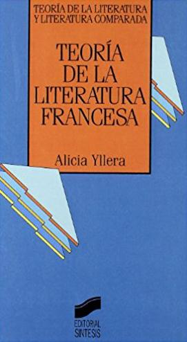 Teoría de la literatura francesa