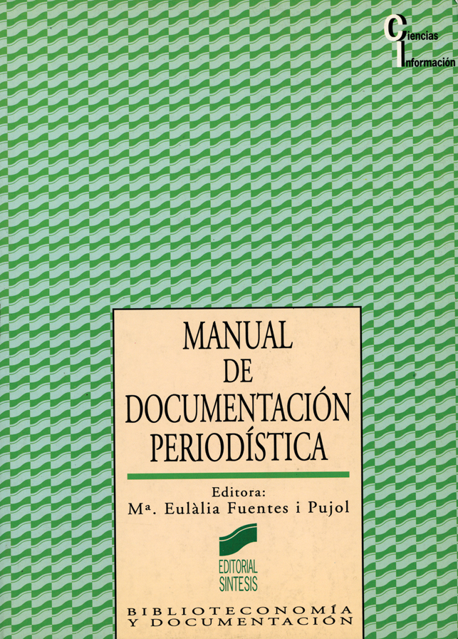 Manual de Documentación Periodística