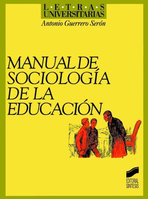 Manual de sociolog�a de la educaci�n