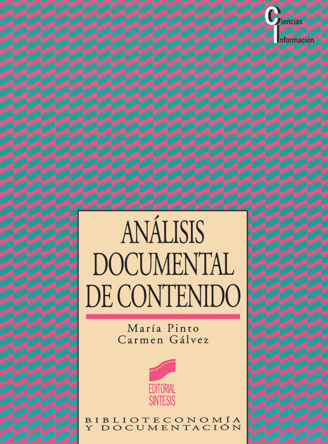 Análisis documental de contenidos