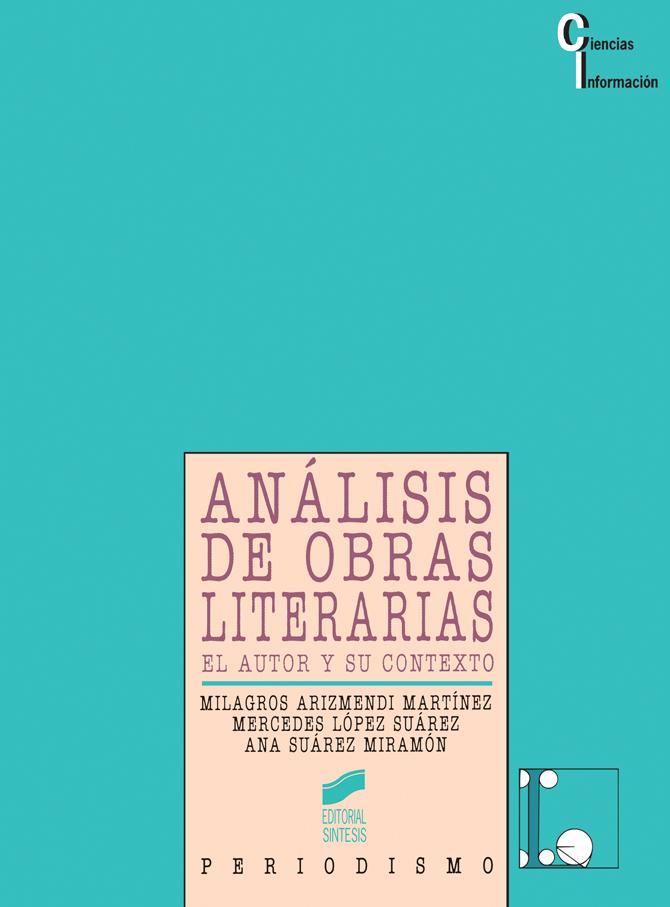 Análisis de obras literarias