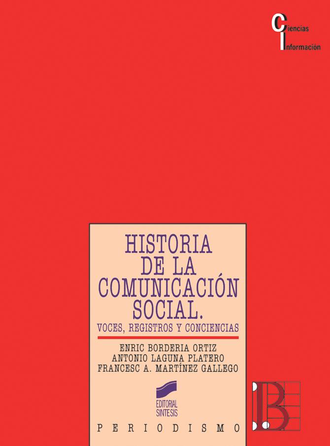 Historia de la comunicación social